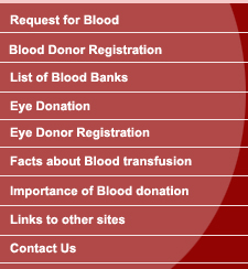Online Blood Donors Database O+, O , B+, B